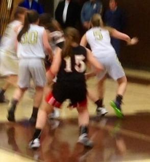 Watchung Hills Girls Basketball Overcome By Bridgewater-Raritan, 59-43, photo 2