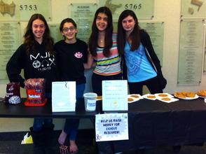 Congregation Beth Israel volunteers