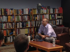 Matt Taibbi Talks American Injustice At Words Bookstore, photo 2