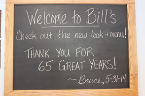 "Bill's Luncheonette; ""It's Like 'Cheers' Here, Everybody Knows Your Name"", photo 4"