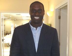 West Orange High School Principal Hayden Moore