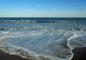 The Jersey Shore is inviting after a long, cold winter
