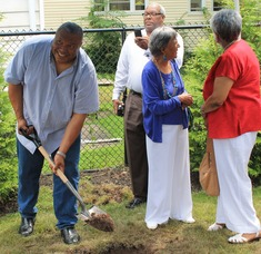 Roselle Community Joins Dr. Polk Family and Plants Time Capsule, photo 23