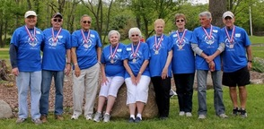 Senior Olympian Medal Winners