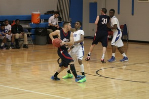 Gov. Livingston Boys Basketball Team Falls to Union Catholic, 57-37, photo 1