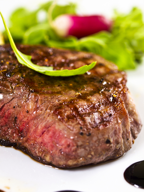 Savory Grilled Filet Mignon
