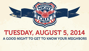 National Night Out Against Crime 2014 Events for Roselle and Roselle Park, photo 1