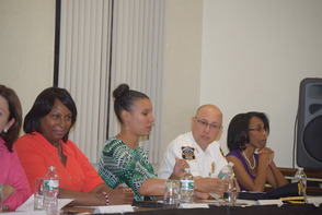 Assistant Attorney General Thompson Visits Montclair to Discuss Human Trafficking, photo 9