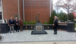 Scotch Plains Vietnam Memorial Officially Unveiled, photo 1