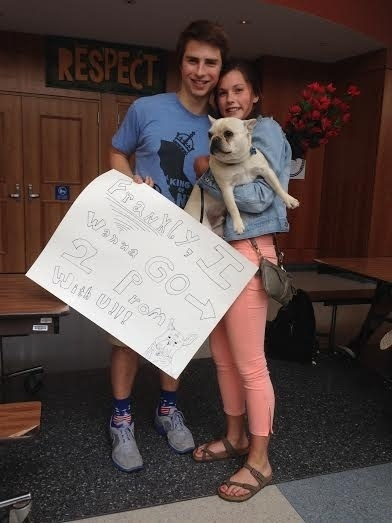 Promposals At Sparta High School Tapinto