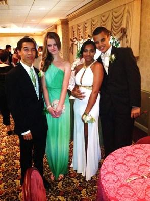 WOHS Prom 2014