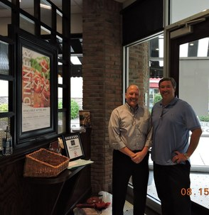 South Plainfield Residents Flock to the Corner Bakery Café , photo 10