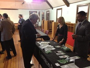 Maplewood Chamber of Commerce Business Card Exchange a Success, photo 4