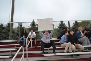 Shortstop Kyle Grant Has a Fan Section