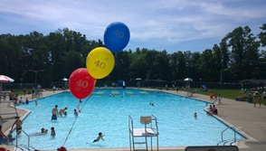 Clark Pool Turns 40