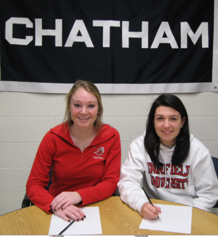 Chatham Seniors Sign Letters Of Intent