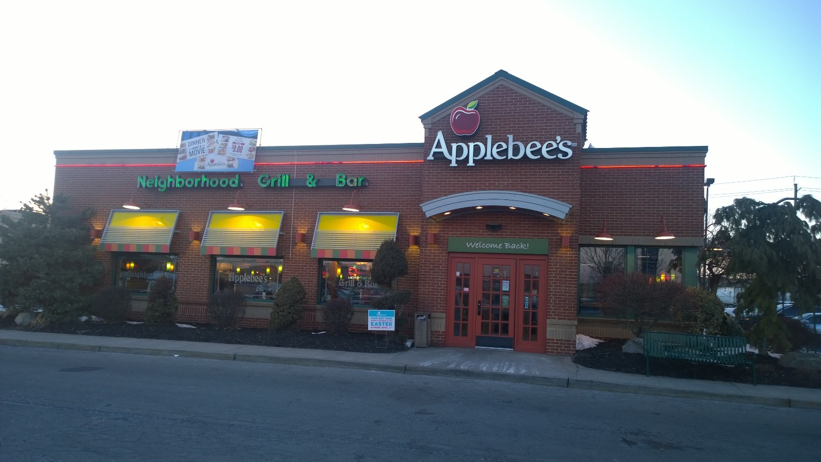 The Rose Group Applebees restaurant in NJ PA DE and MD Corporate headquarters located at 29 Friends Lane Newtown PA 18940