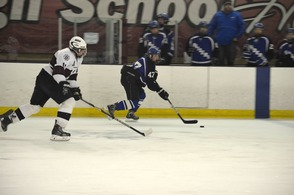 Raider Icers Take 3-game Win-Streak Into County Playoffs
