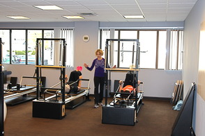 Align Wellness Studio Hosts Millburn Ribbon-Cutting, photo 4