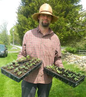 Farmer James Grenewicz