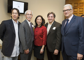 Ribbon Cutting for the Center for Asian Health at Saint Barnabas