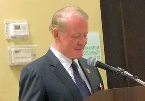 Incumbent Candidate Representative Leonard Lance
