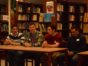 Gov. Livingston Alumni Return For 'College Student Forum', photo 5