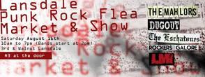 Punk and Junk at $3 Lansdale Flea Market Saturday, photo 1