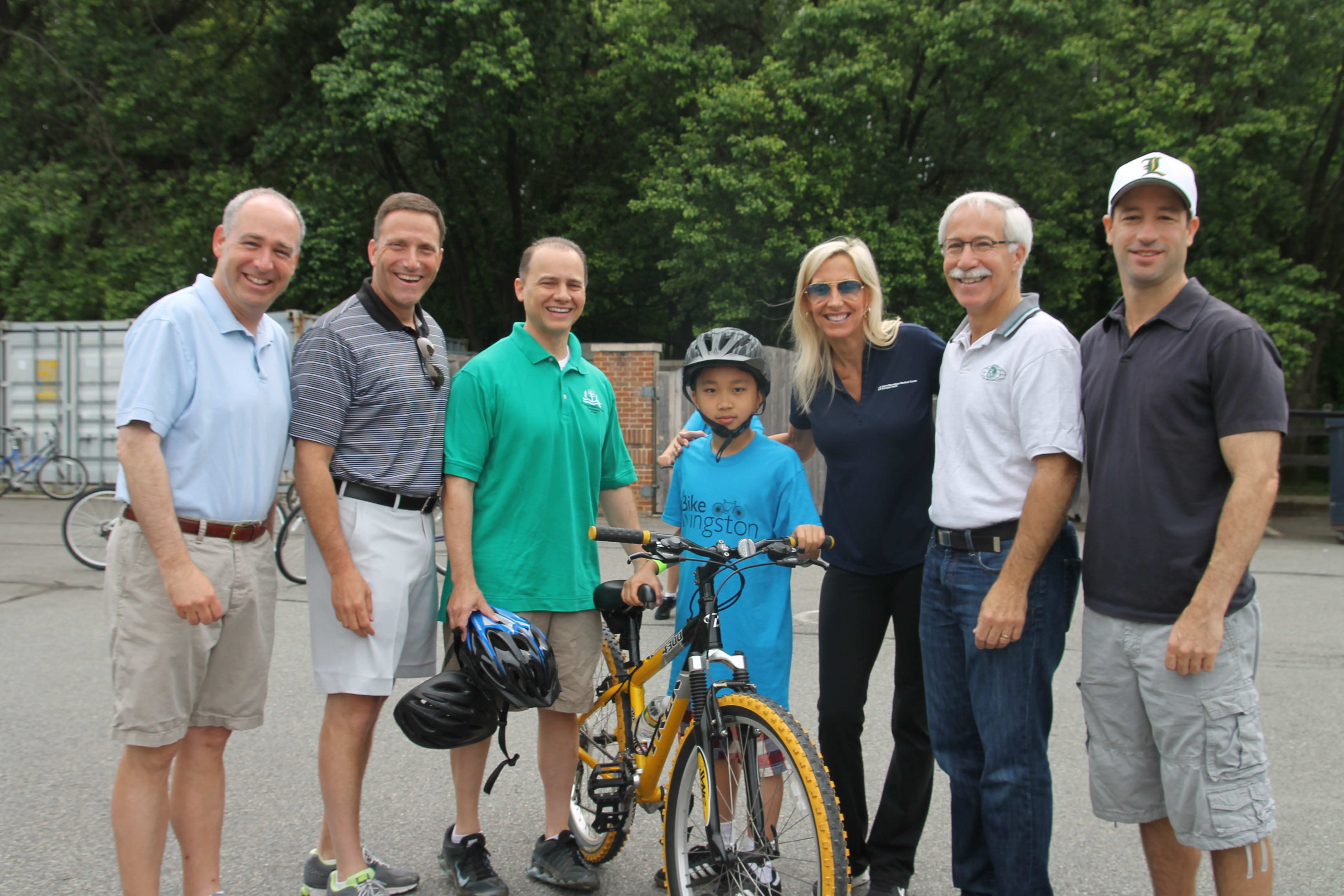 Fourth Annual Bike Livingston And Bone Marrow Drive Attracts Hundreds Of  Livingston Residents