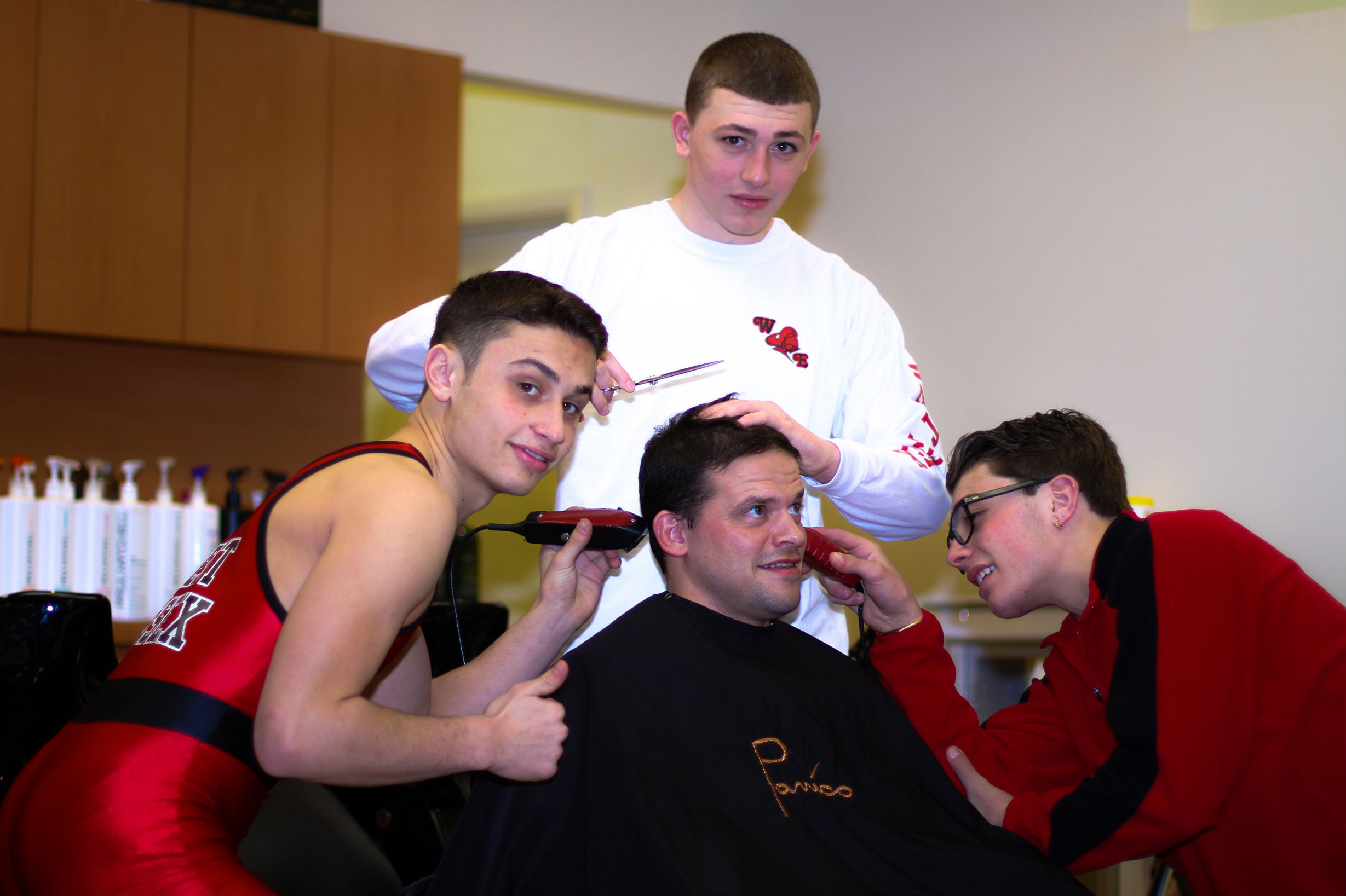 West Essex Project Graduation and Wrestling Booster Club Cut-a-thon