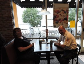 South Plainfield Residents Flock to the Corner Bakery Café , photo 9