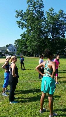 Football Moms Get Lesson on Concussion Awareness