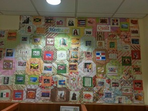 Essex Valley School Heritage Quilt