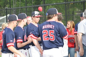 Gov. Livingston Baseball Celebrates Their Seniors With 12-2 Win Over Linden, photo 20