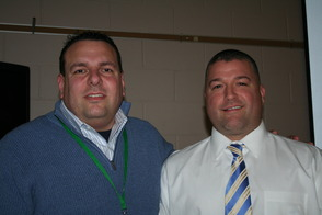 John Alfieri and Matthew DeLaRosa