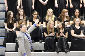 First District-Wide Choir Brings Grades 4-12 Together for Concert, photo 3