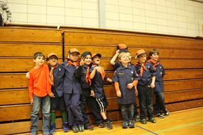Cub Scouts Participate in Pinewood Derby in New Providence, photo 2