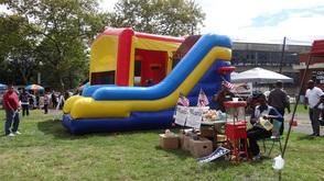 Family Fun at Community Festival