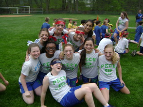 The Peck School Holds Downy-Redhead Field Day, photo 4