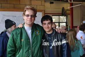 Doug and Michael Fontenello