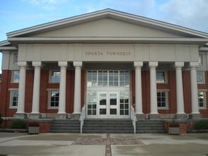 Sparta Town Hall