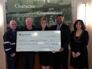 Investors Bank Supports Livingston Golf Tournament