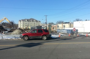 Inclement Weather Impacts Completion of Fanwood Parking Lots , photo 1