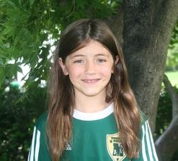 Alexis Riley - Midfielder