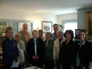 New Providence Historical Society Holds Open House at Salt Box Museum, photo 1