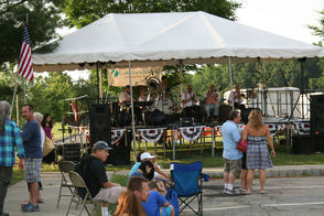 Montville's 2014 Independence Day Celebration Band