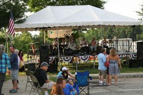 Montville's 2014 Independence Day Celebration Band