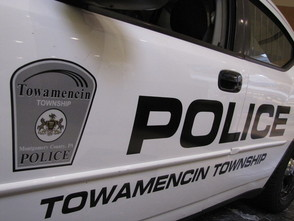 $30 Laptop Bag Stolen from Car at Towamencin Business, photo 1
