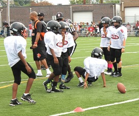 Roselle Pop Warner Football Hosts Jamboree for 10 Towns in New Jersey, photo 17