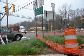 Rock Ave and US 22 in Green Brook Opens